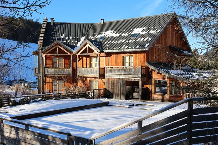 Vacances au ski en famille dans le Vercors