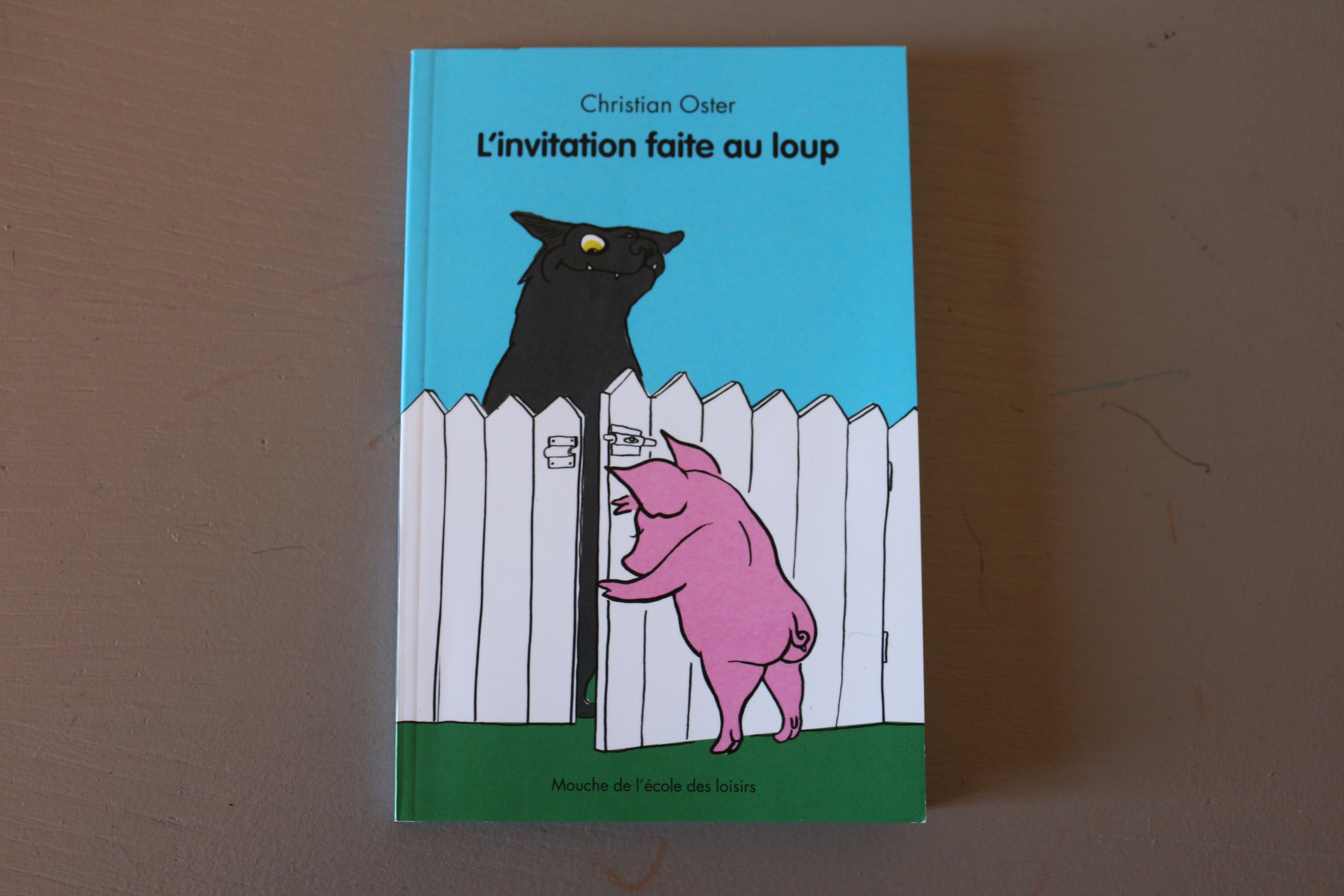L'invitation faite au loup