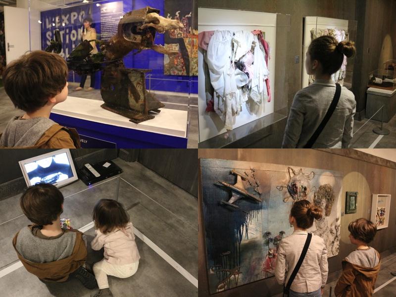 Musée en Herbe : il était une fois la bande à Niki