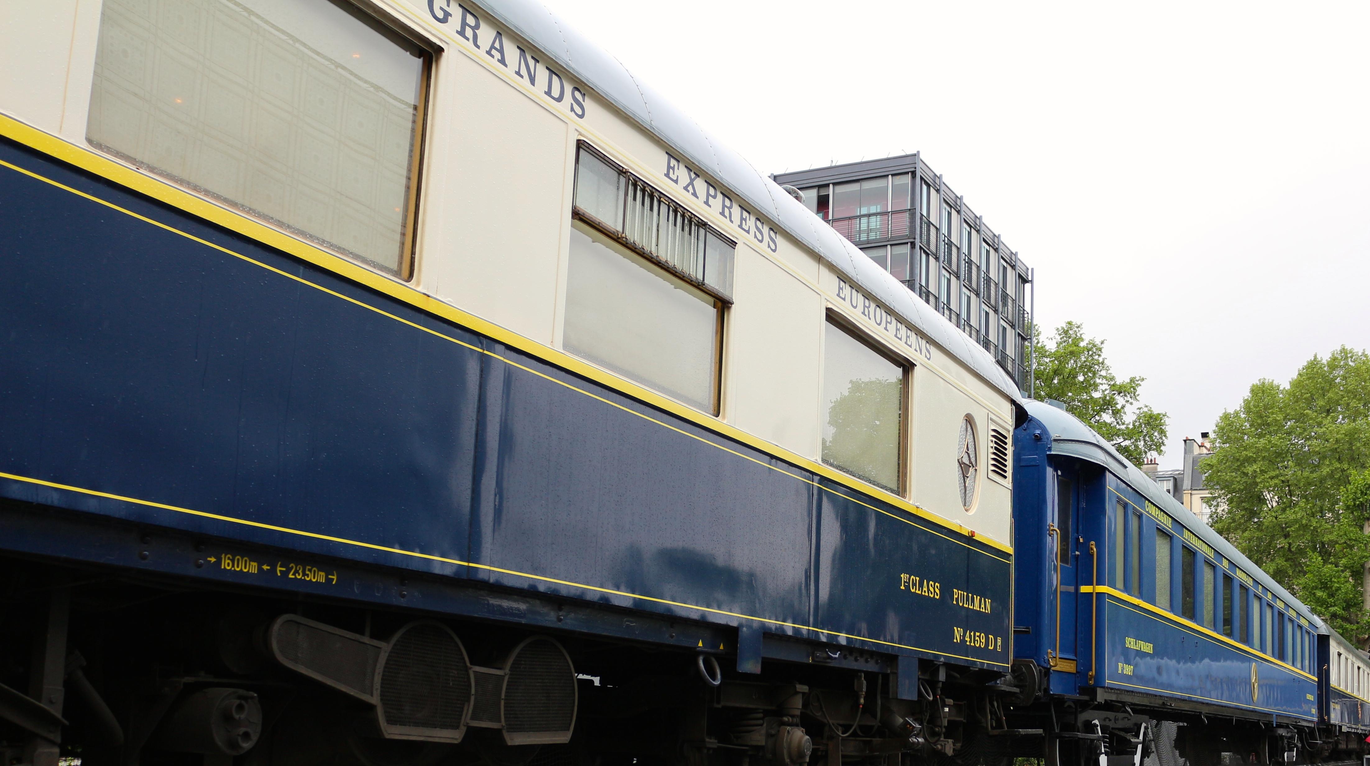 Voyage en Orient Express