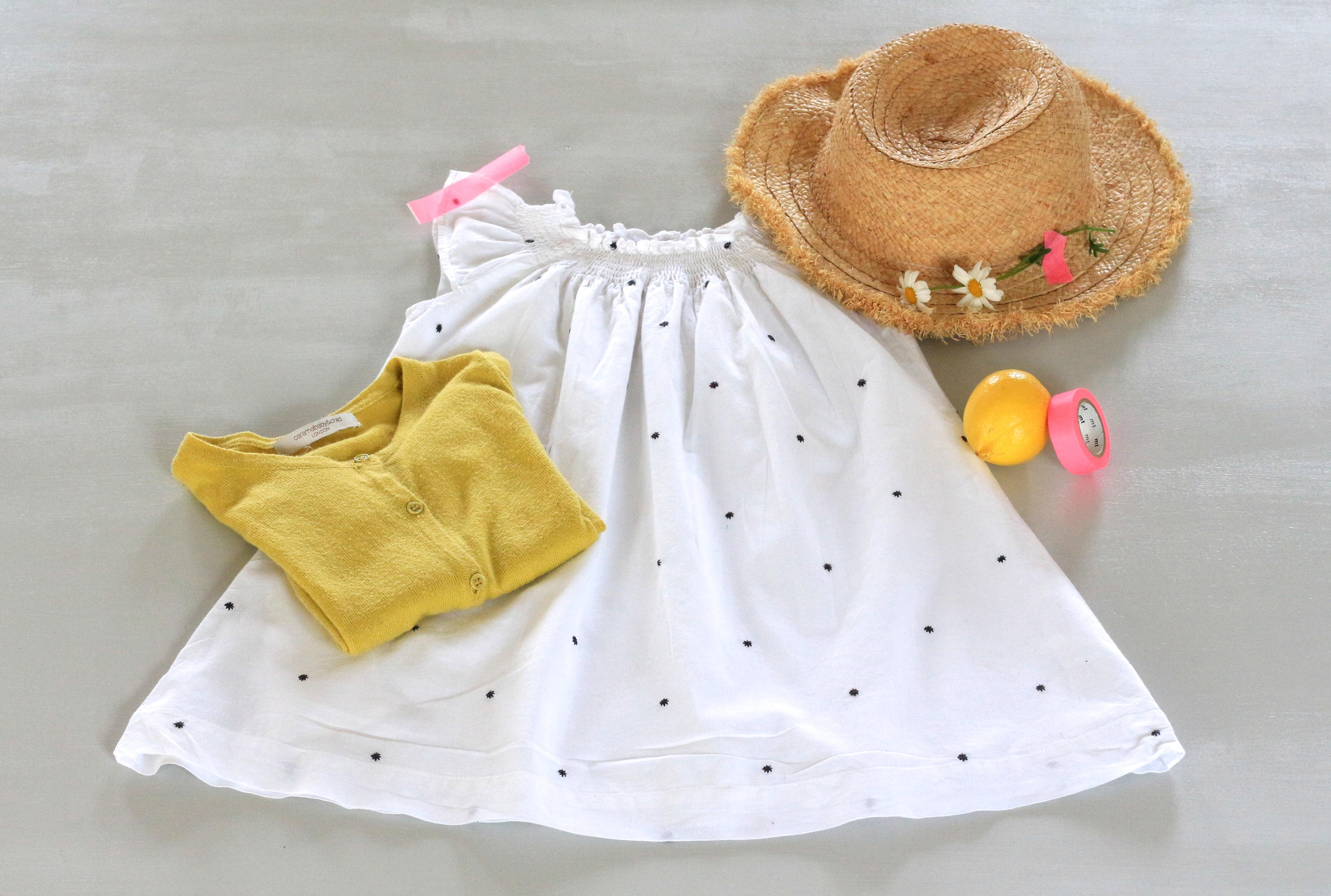 vent d'été : sélection fillettes / Girl summer dresses