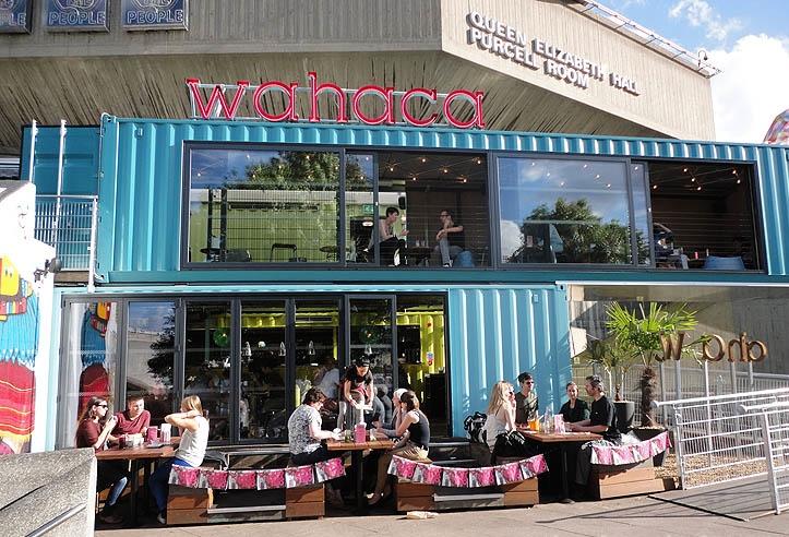 Wahaca-Cargo-Restaurant - Sweet Cabane