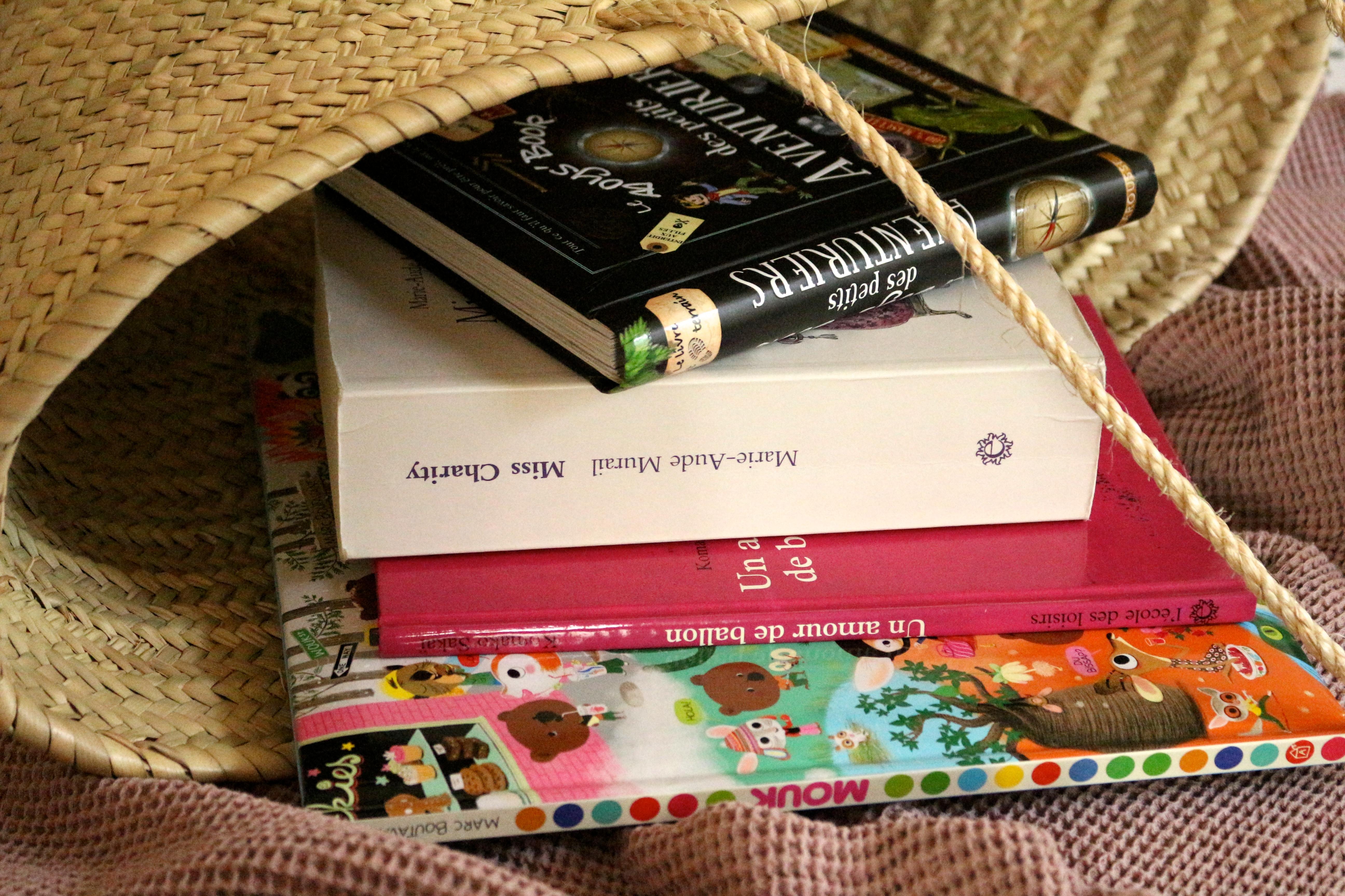 Sélection livres - Sweet Cabane