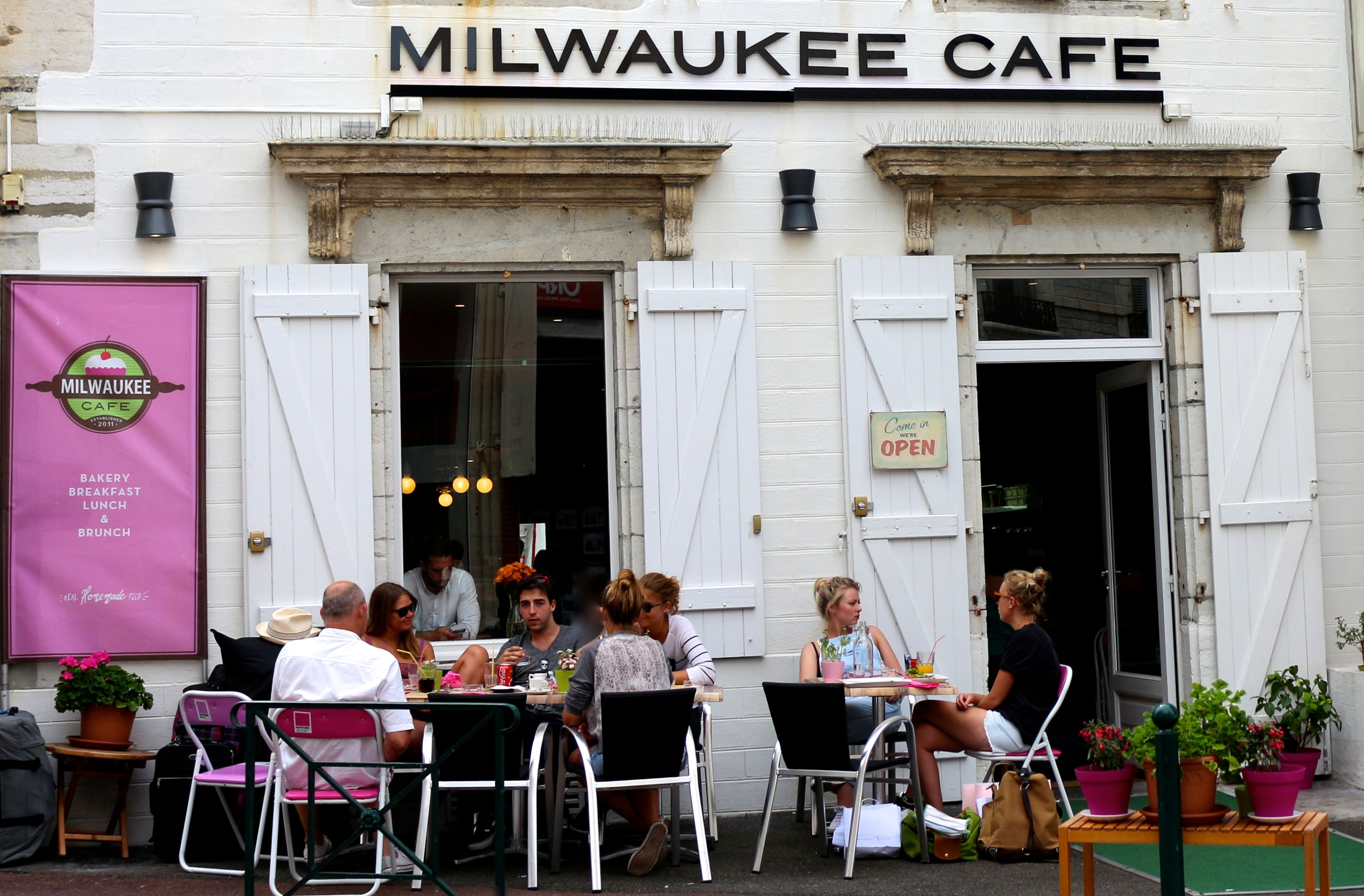 milwaukee café - Sweet Cabane