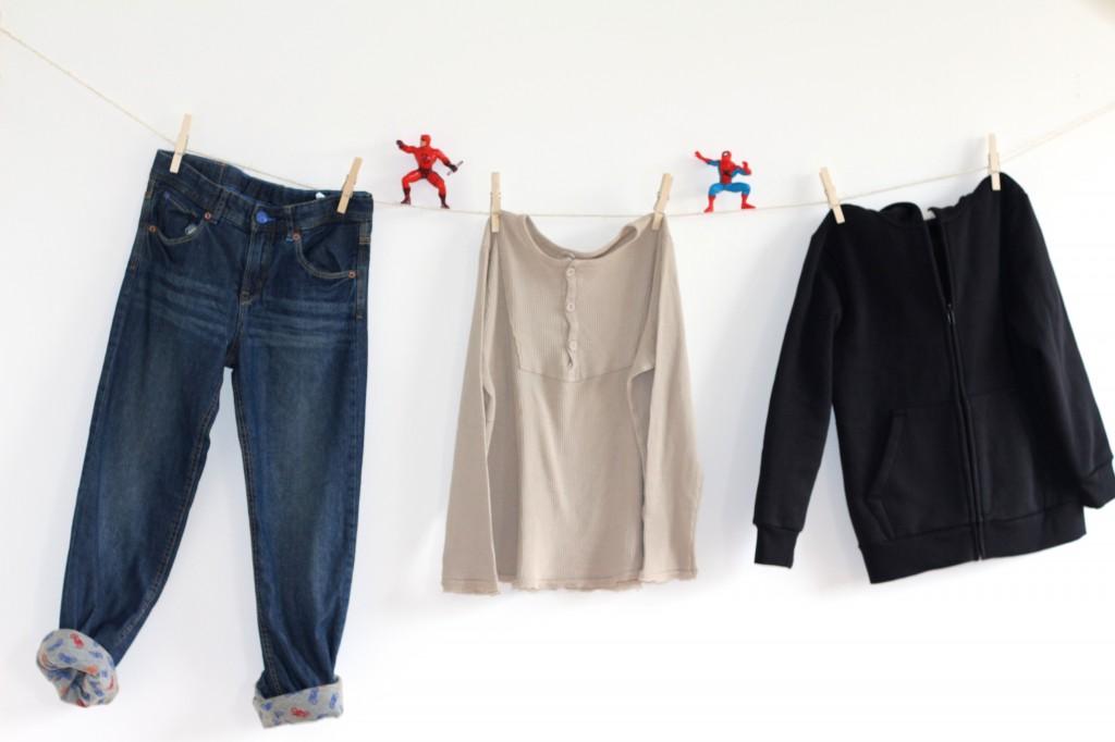 Nico nico clothing, H&M kids