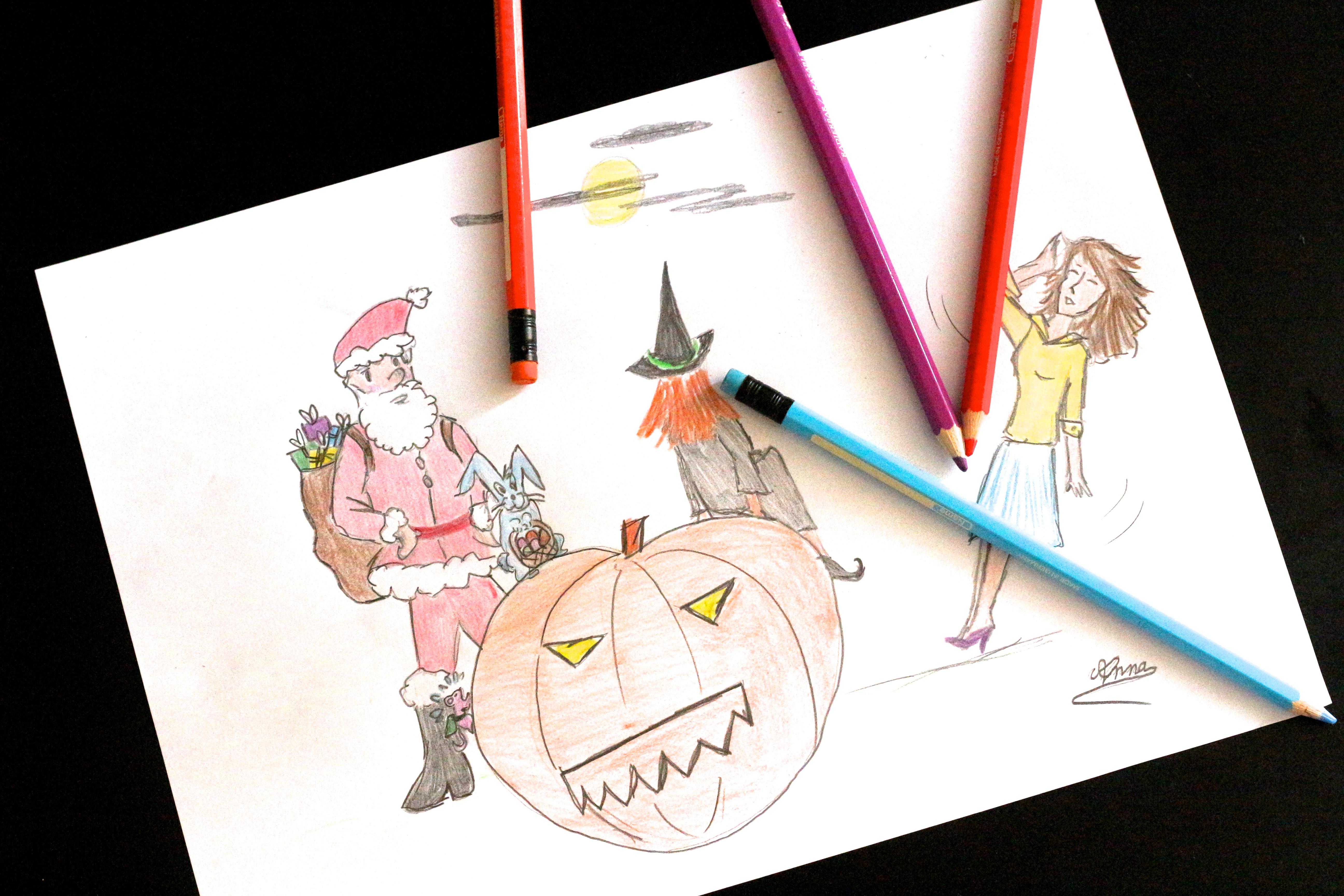 Halloween - Sweet Cabane