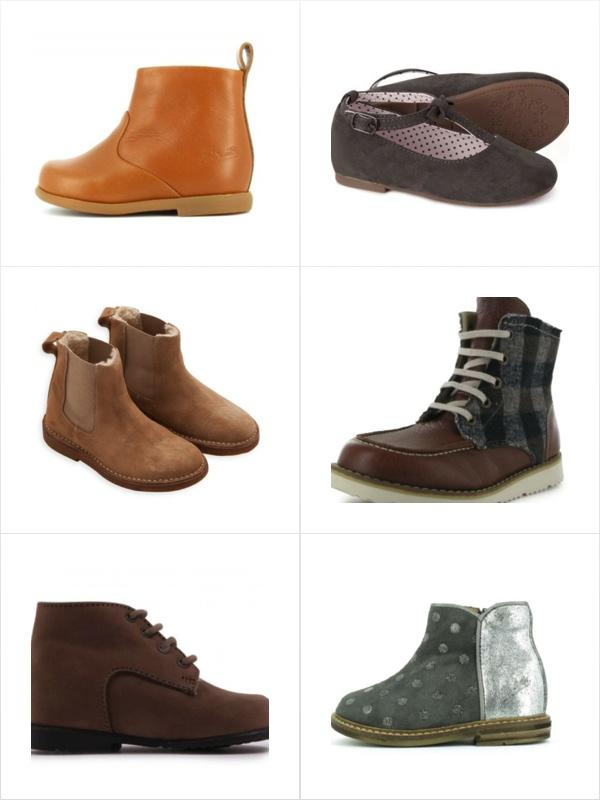 Sélection chaussure d'automne _ Sweet Cabane