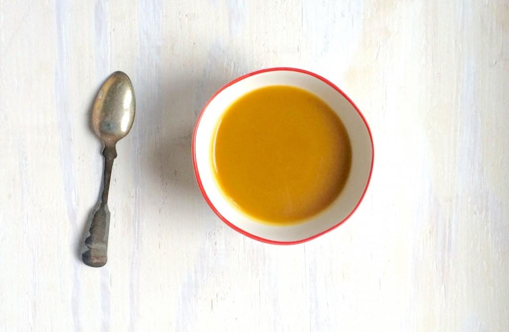 Sweet Cabane butternut squash soup