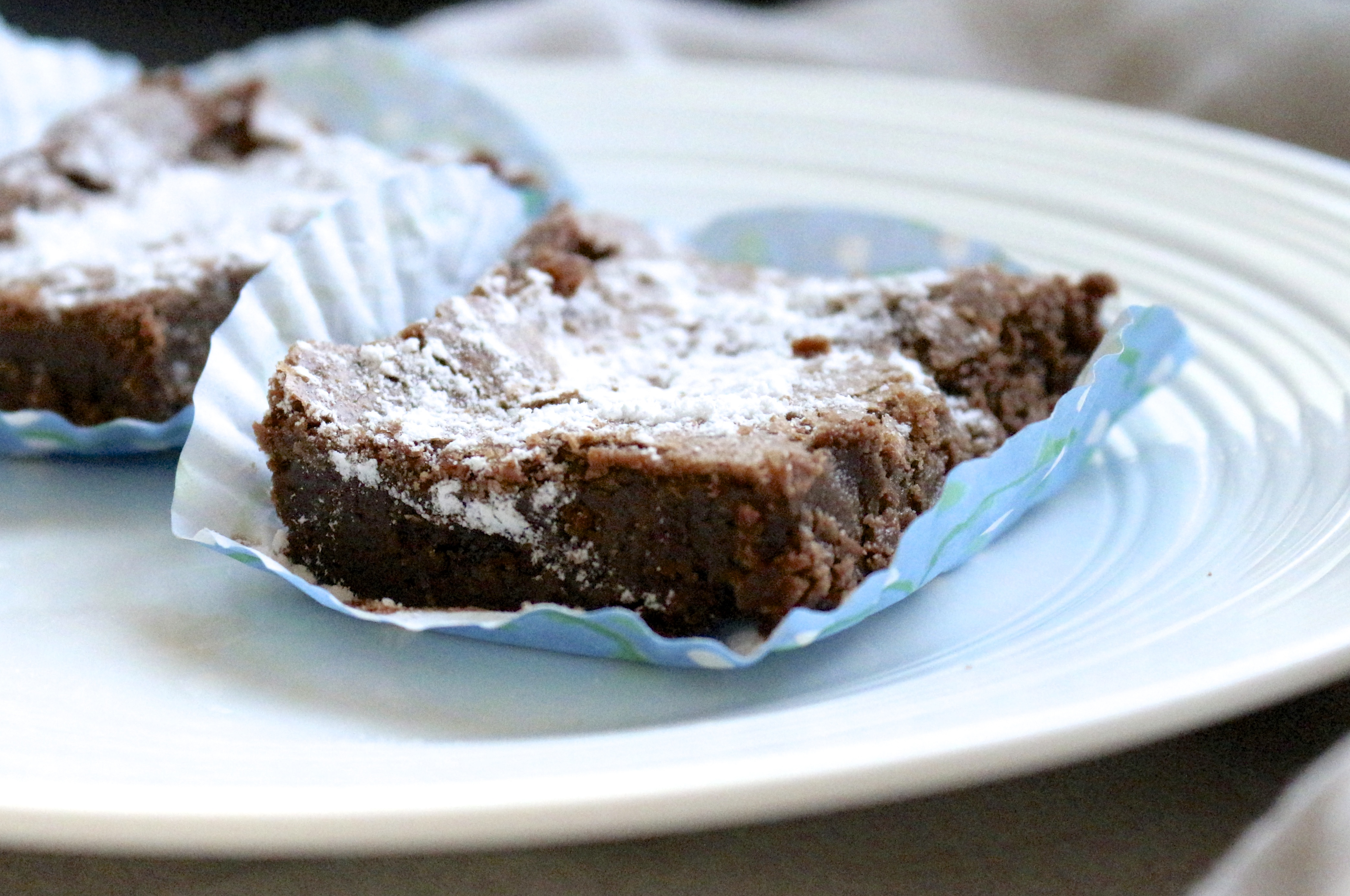 Recette originale du brownie - Sweet Cabane