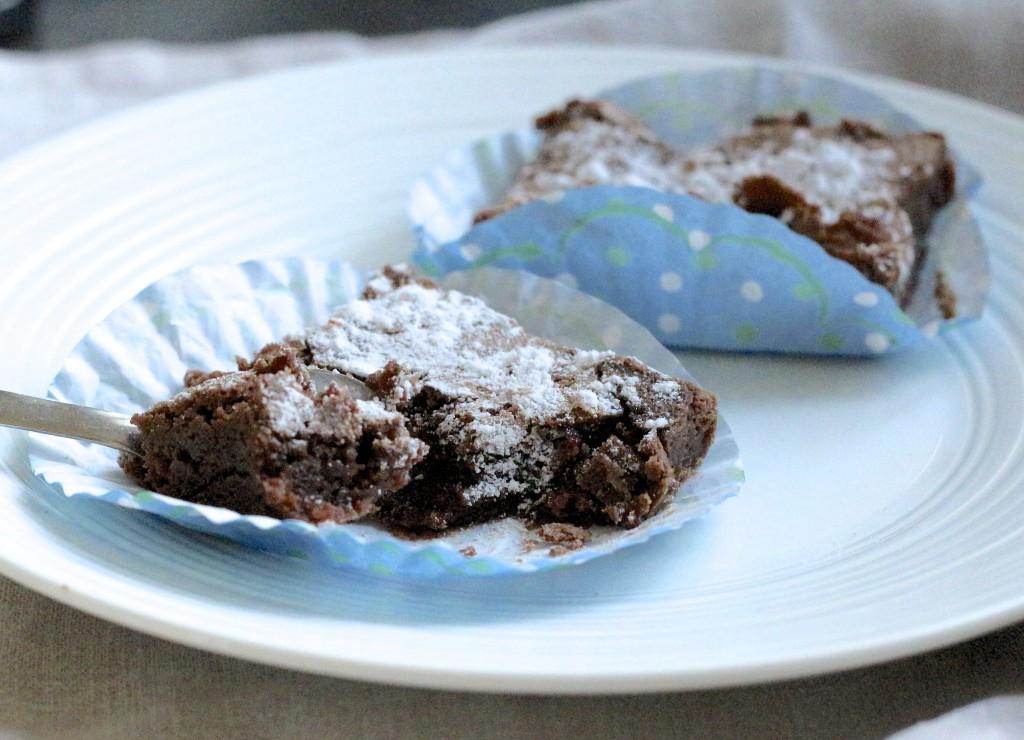 Recette du brownie original - Sweet Cabane