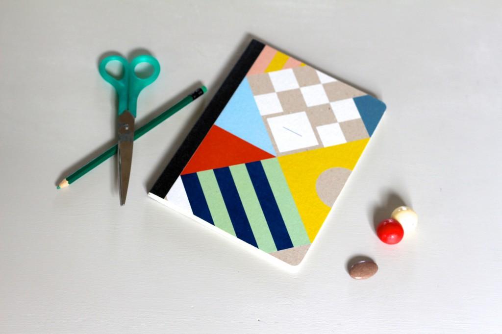 Carnet Puzzle by Papier Tigre - Sweet Cabane - scleshop