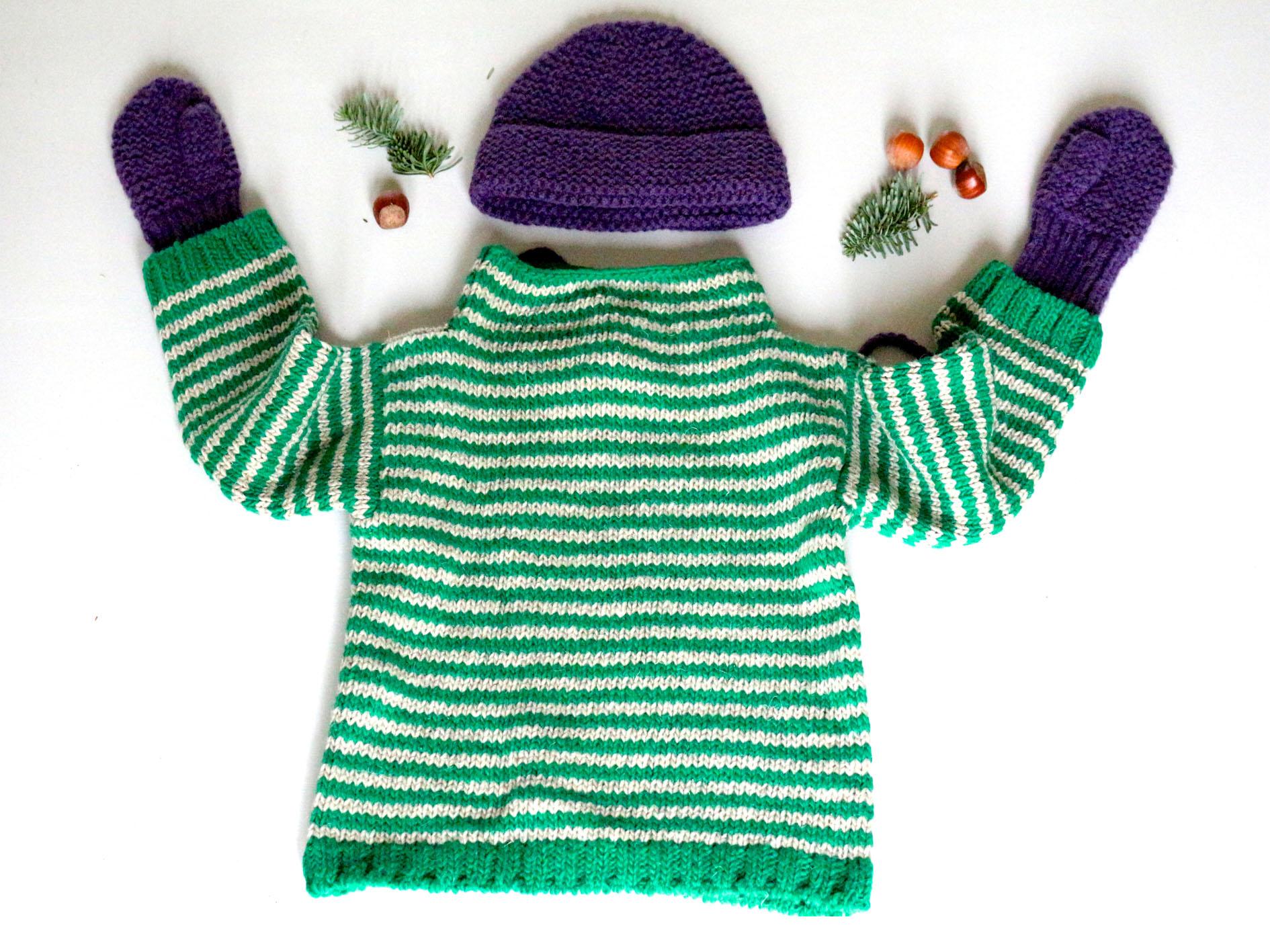 Mode hiver enfant : babaà et Bonton