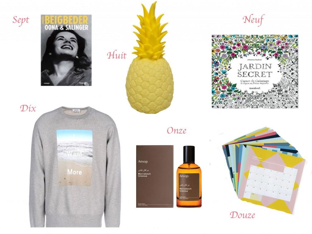 Sélection cadeaux de Noël - Sweet Cabane