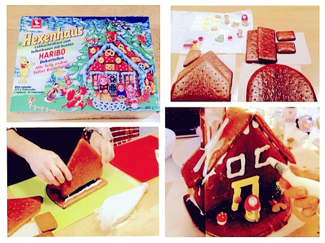 gingerbread house - Swet Cabane