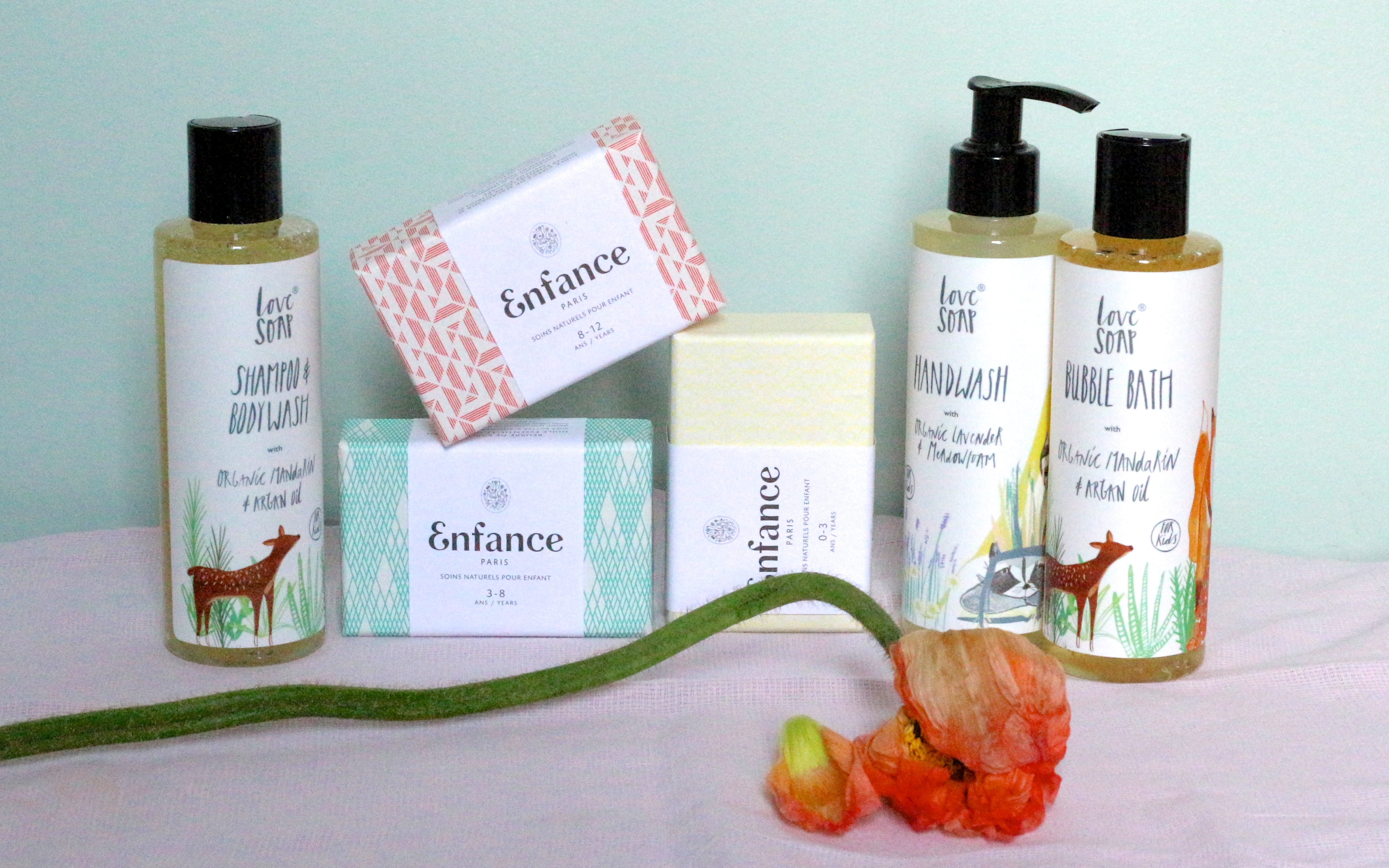 Love Soap, Enfance Paris, Sweet Cabane