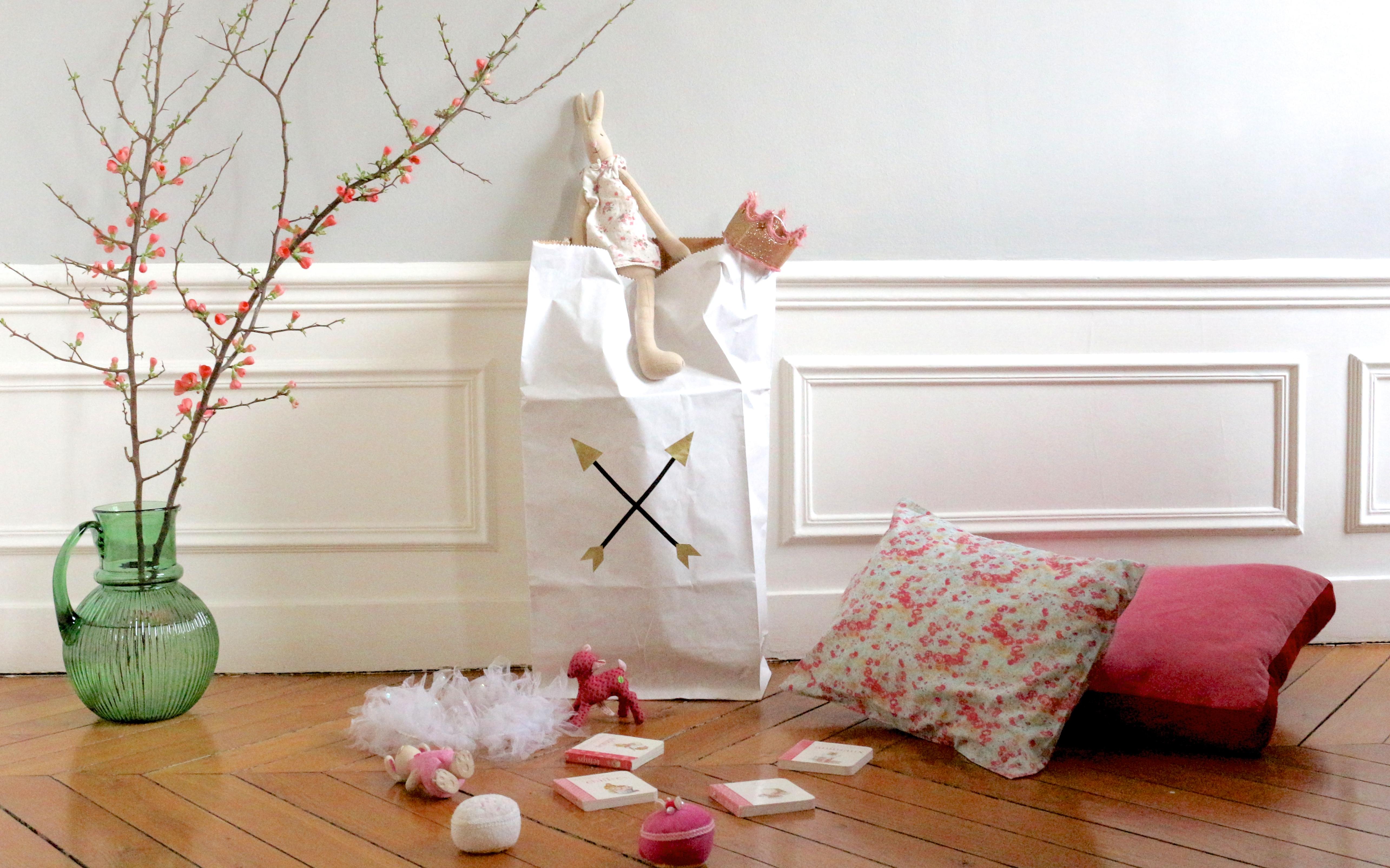 Monpetitzoreol, sacs en papier, Sweet Cabane