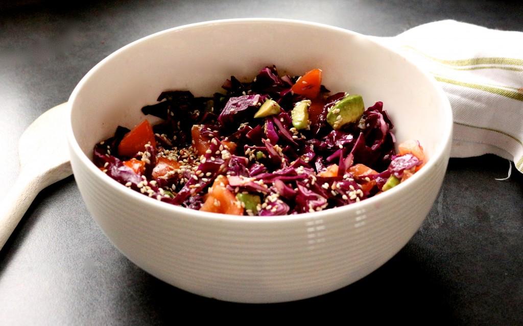 Chou chéri - healthy meal - Sweet Cabane