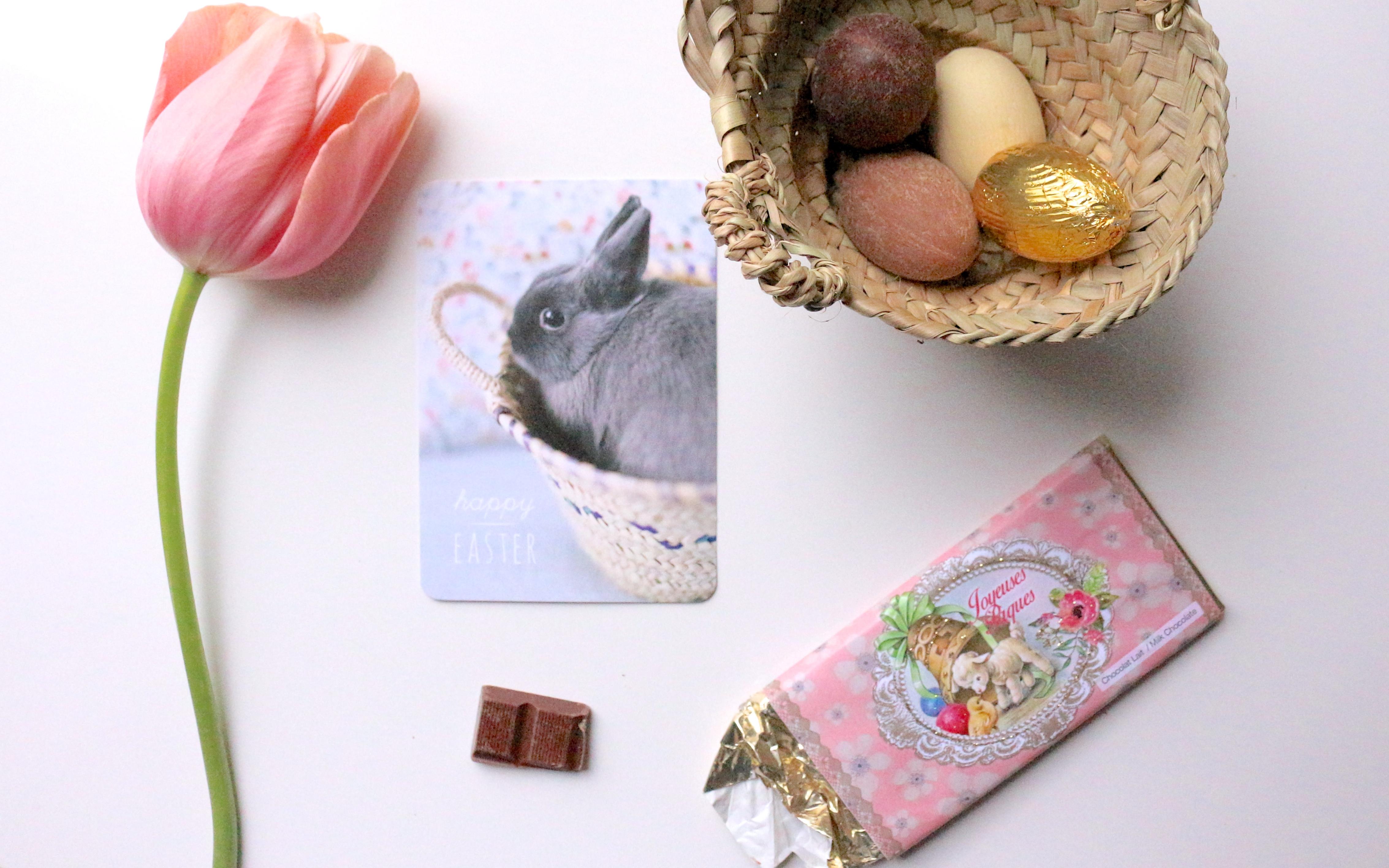 Chocolats de Pâques - Easter chocolates - Sweet Cabane