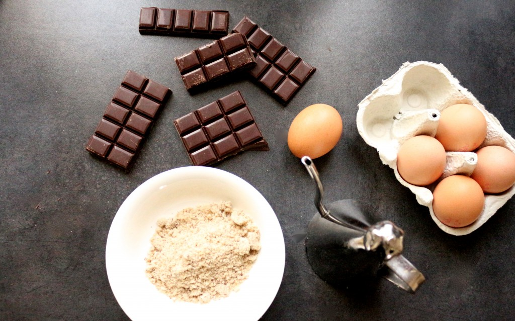 Chocolate cake gluten free, Sweet Cabane