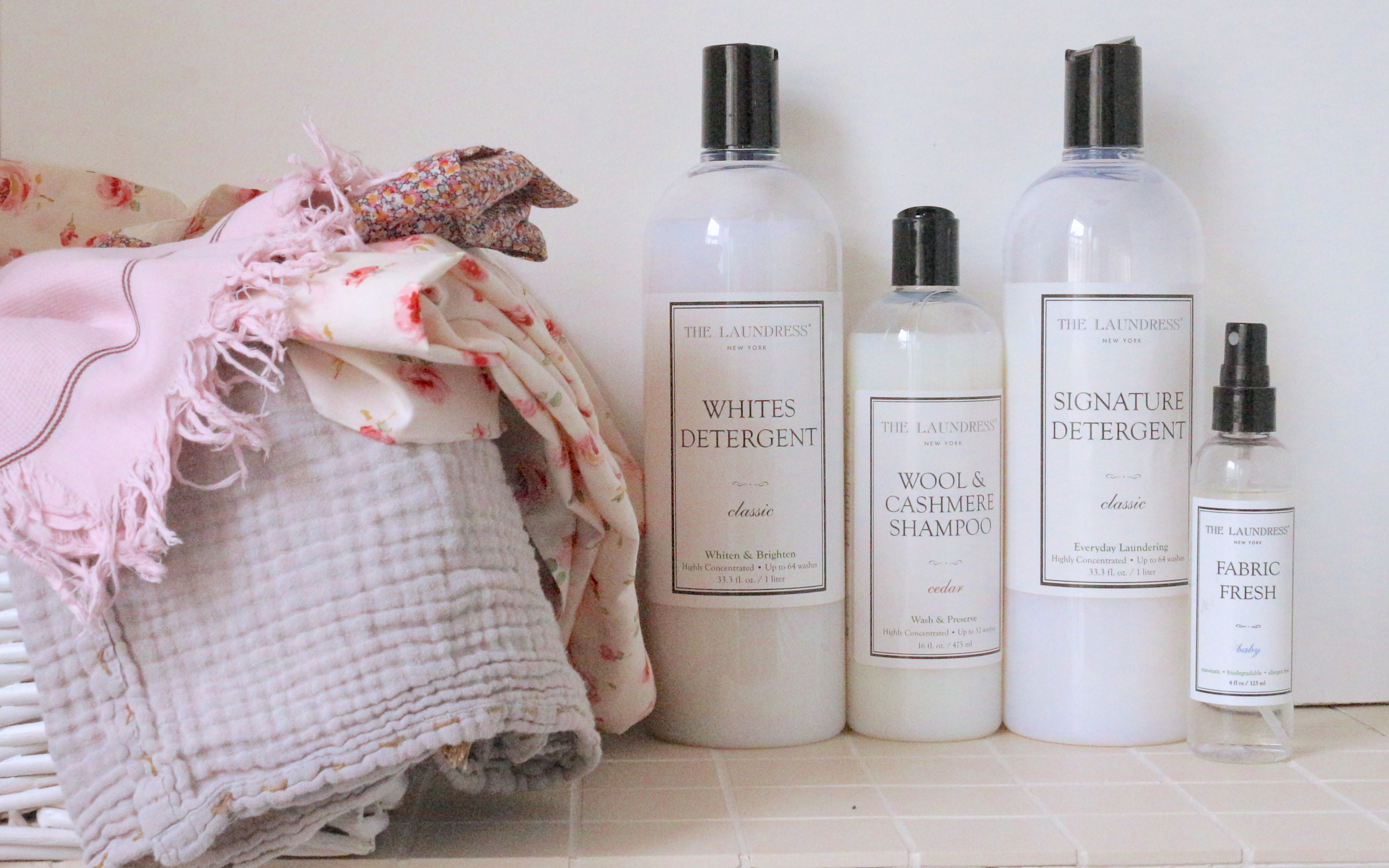 The Laundress, Sweet Cabane