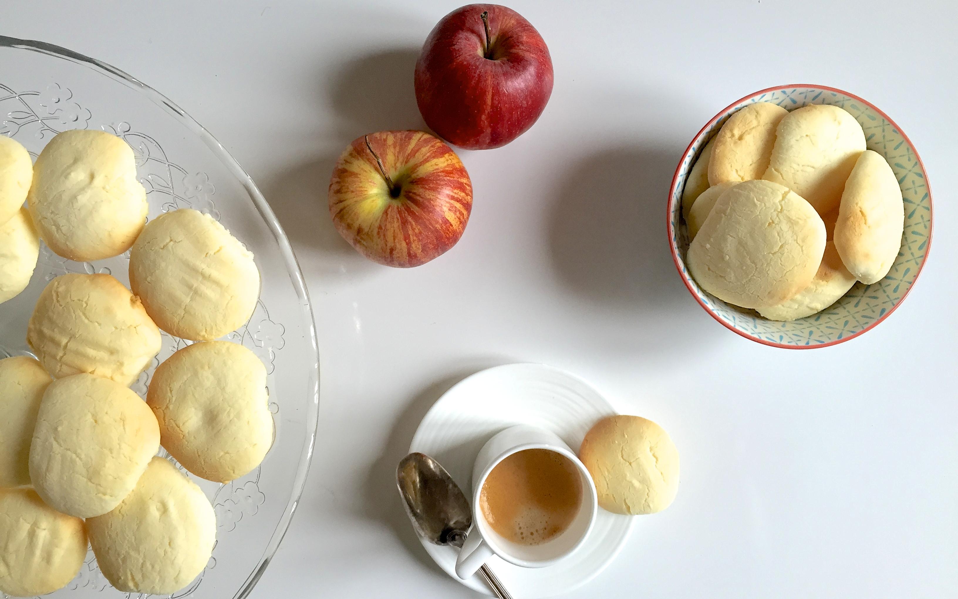 Biscuits brésiliens sans gluten - Sweet Cabane