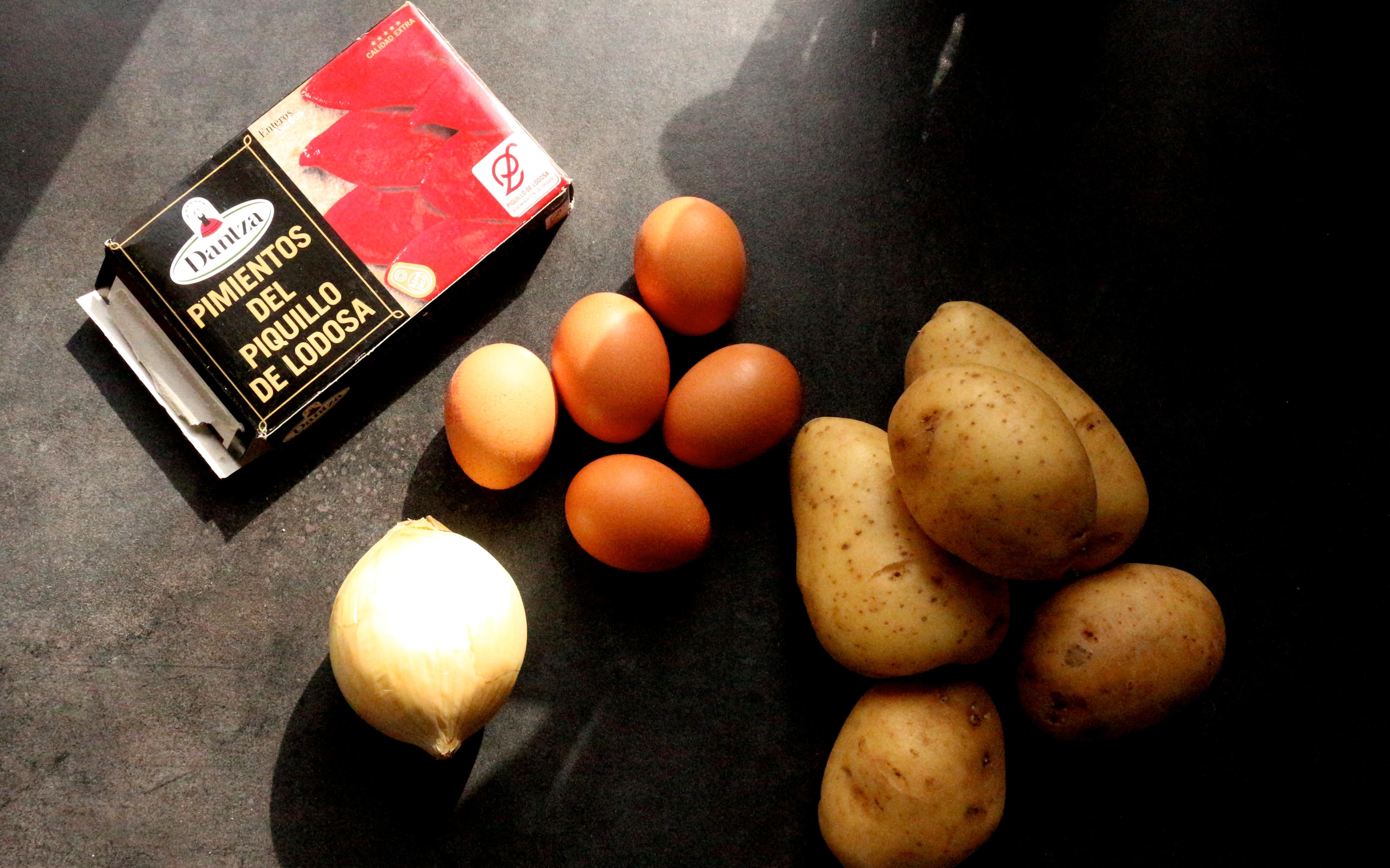 Tortilla espagnole, easy meal, Sweet Cabane, recette facile