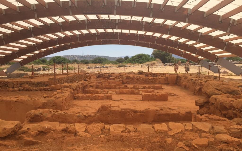 Site minoéen Palais de Malia