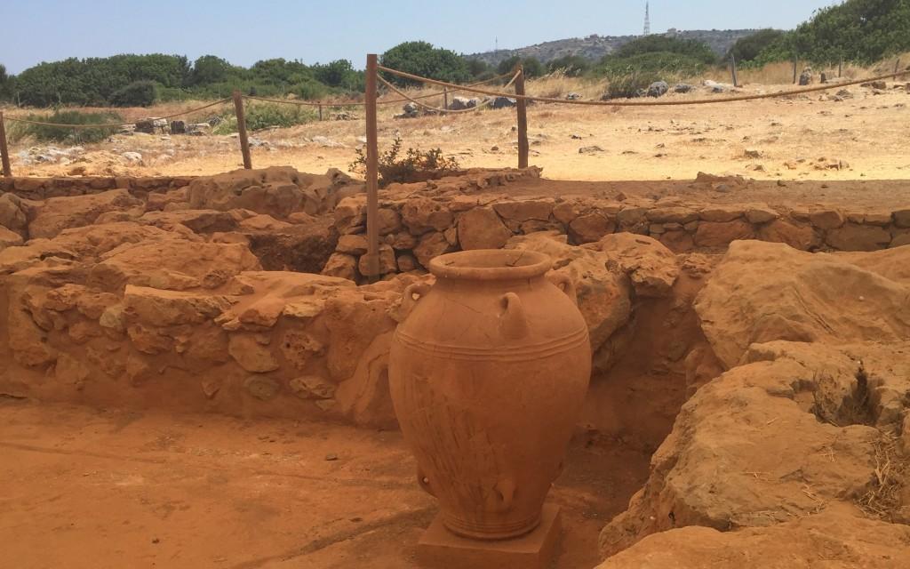 Palais de Malia (site minoén)