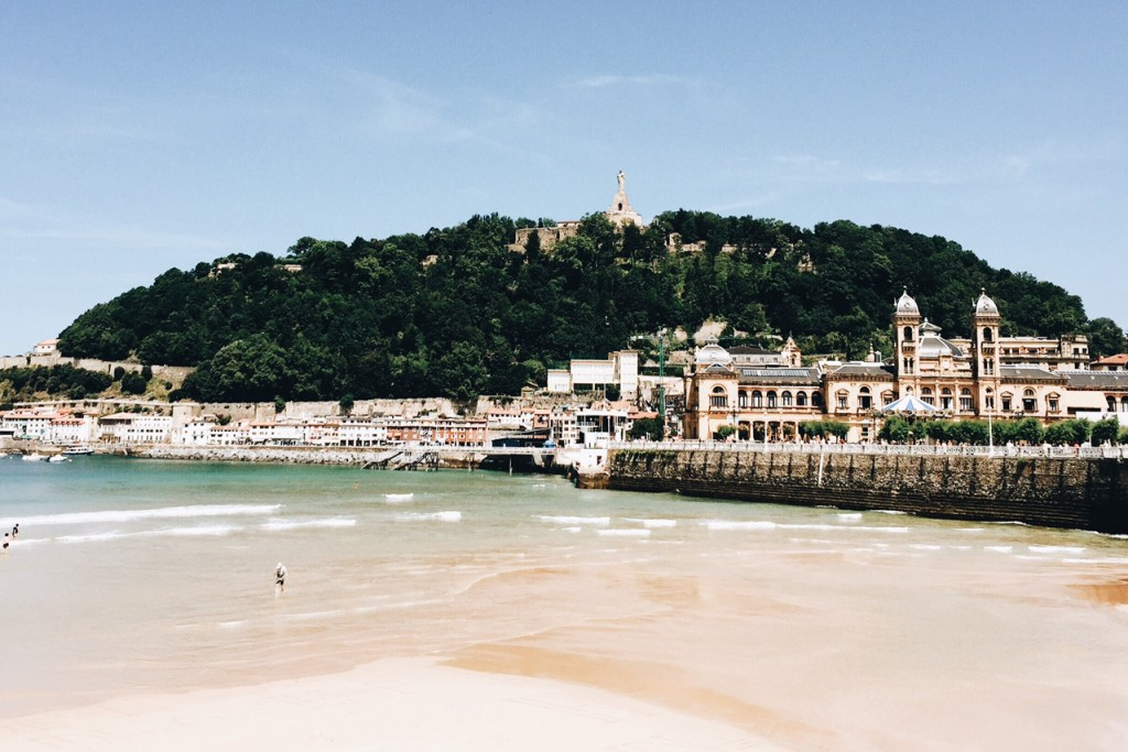 San Sebastian with kids, Sweet Cabane