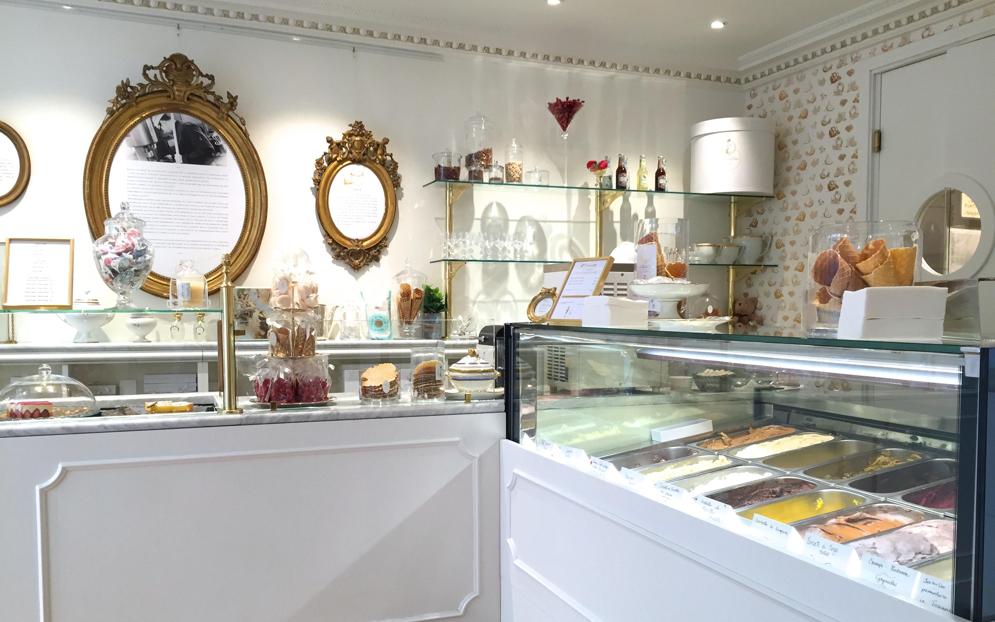 Il gelato del marquese, Paris, Sweet Cabane