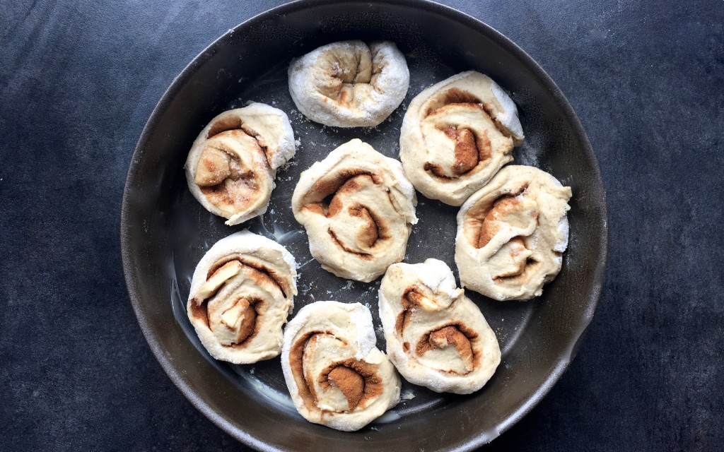 Cinnamon rolls recipe - Sweet Cabane