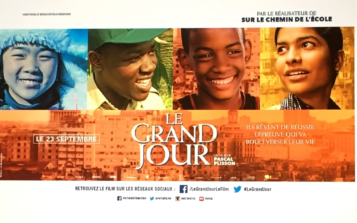 Le Grand Jour, Pascal Plisson, Sweet Cabane