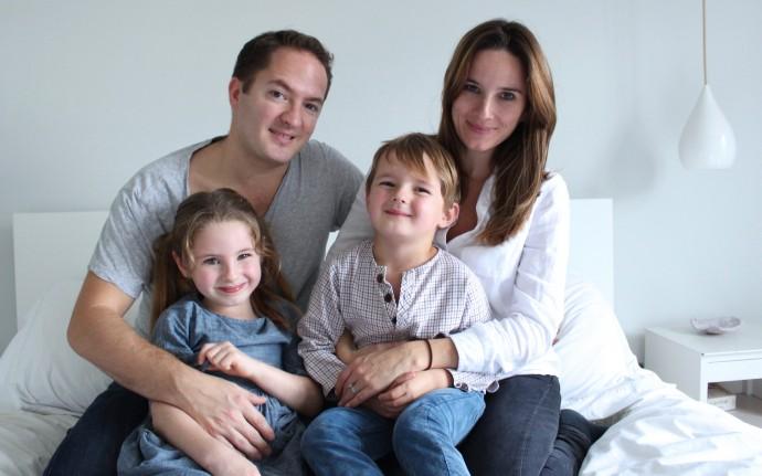 Kate Midda family, Sweet Cabane
