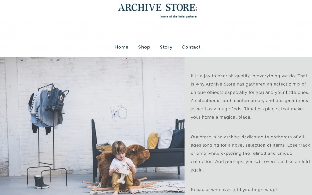 Archive Store