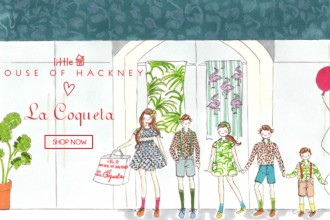 La Coqueta Kids x House of Hackney
