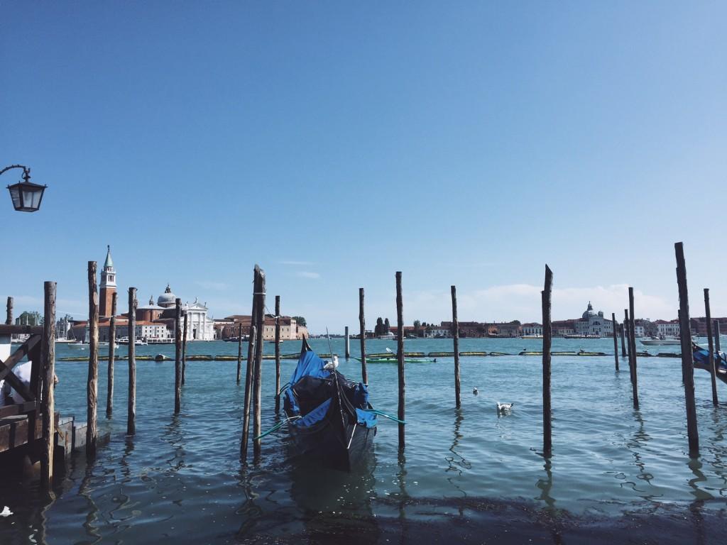 La lagune depuis la place San Marco : Crédit photo : Sweet Cabane