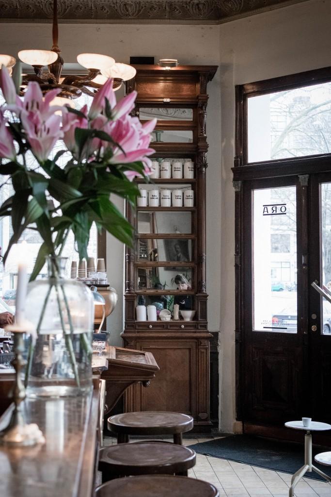 Café Ora / Photo credit : Anna Cor