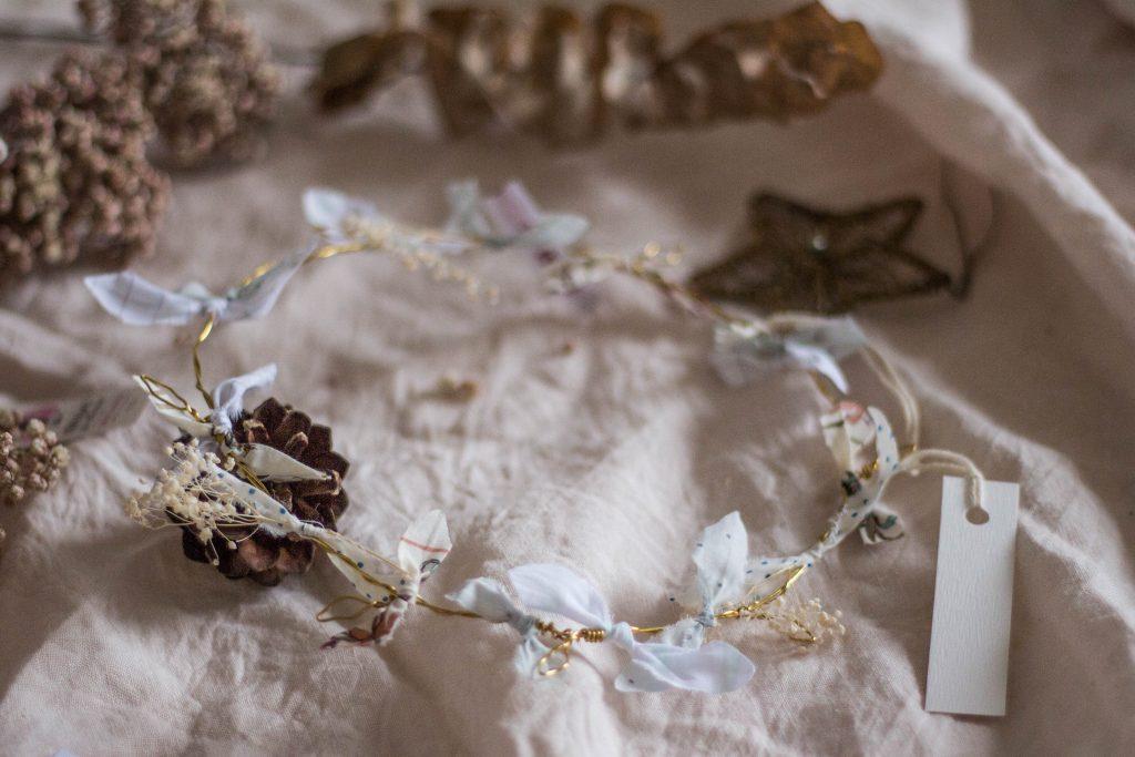 Couronne décorative Petit Bec pour Sweet Cabane