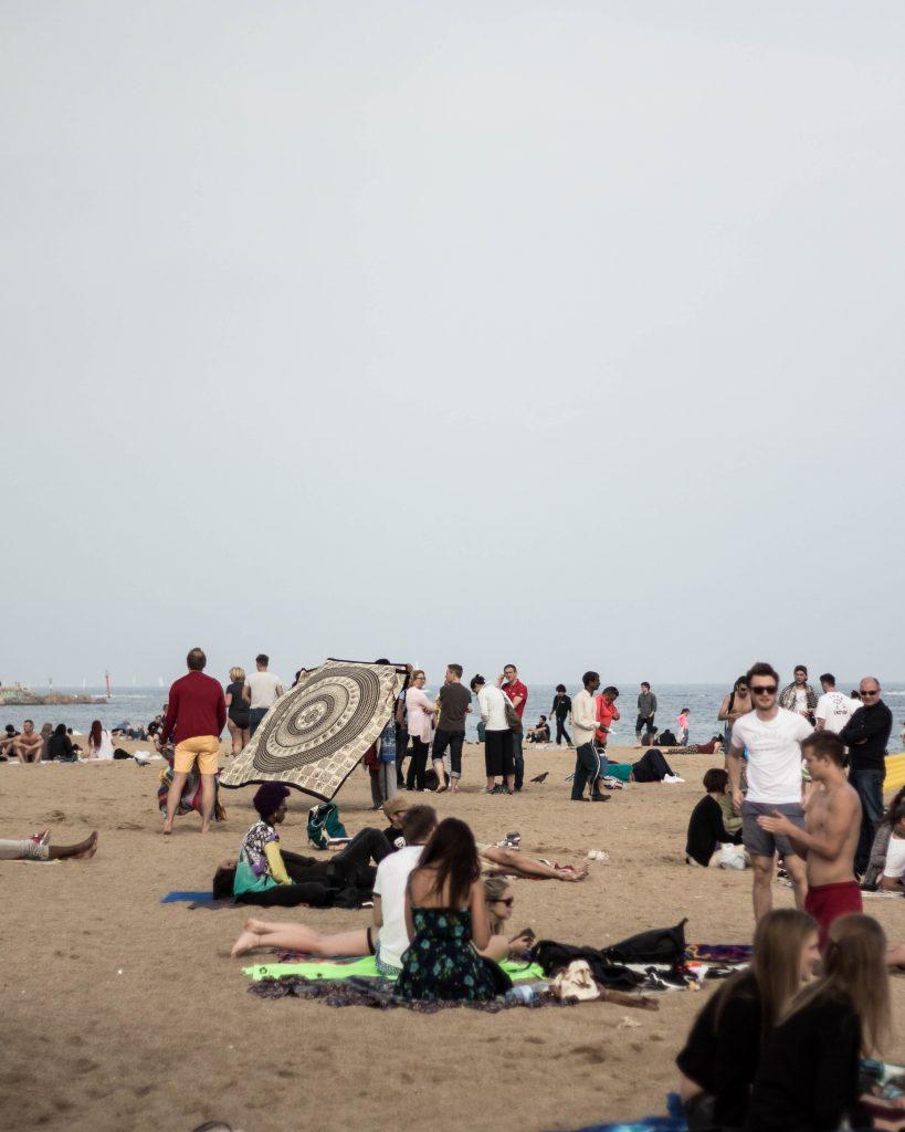 La Barceloneta - Sweet Cabane