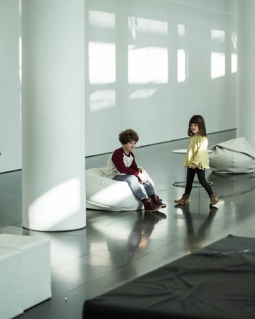 Musée d'art Contemporain - Sweet Cabane